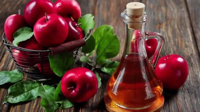 Лечение себорейного дерматита кожи головы яблочным уксусом