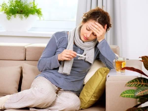 Сухой кашель одышка без температуры