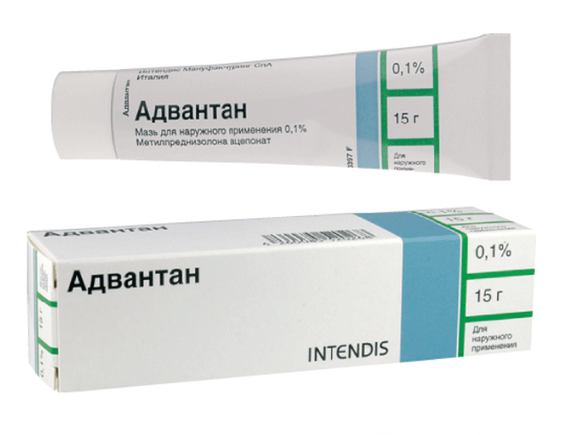 Чем заменить адвантан крем при дерматите