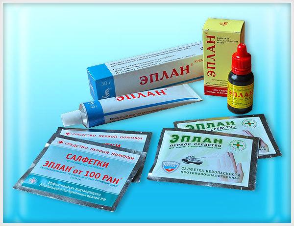 Эплан при атопическом дерматите у детей