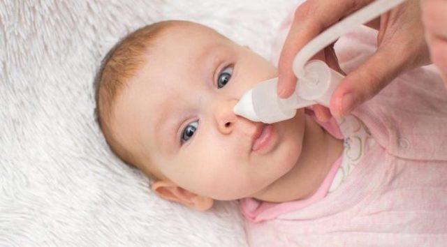 Как вылечить сопли у ребенка в домашних условиях быстро до года?