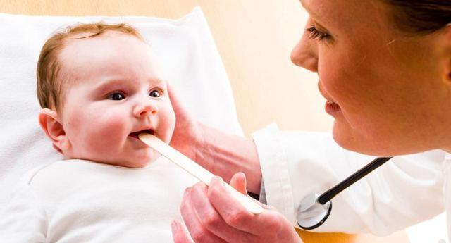 Три месяца у ребенка кашель