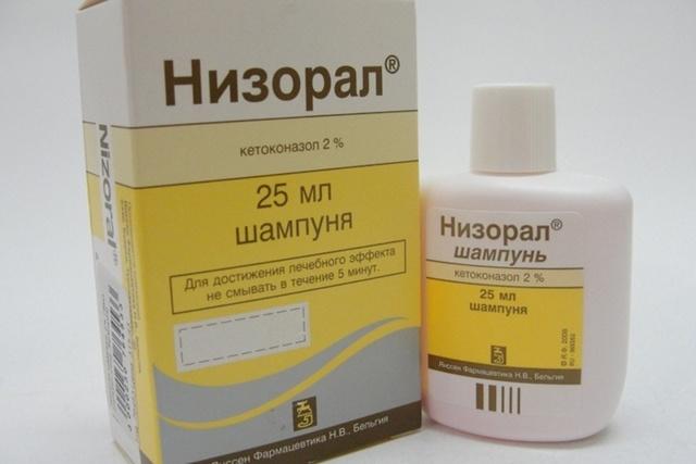 Шампунь от себорейного дерматита на голове для ежедневного использования