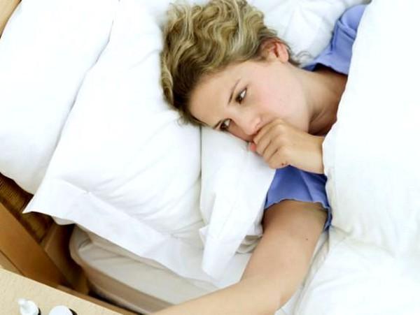Боли в горле и кашель