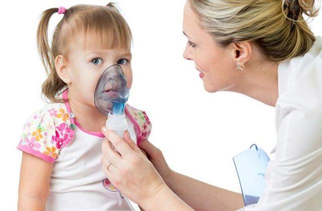 У ребенка сопли в носоглотке и не высмаркиваются и из за этого кашель