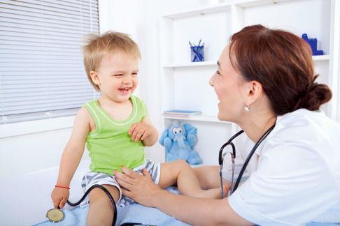 У ребенка кашель долгое время