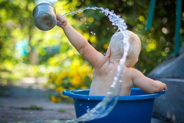 Можно ли купать ребенка если у него сопли и кашель комаровский?