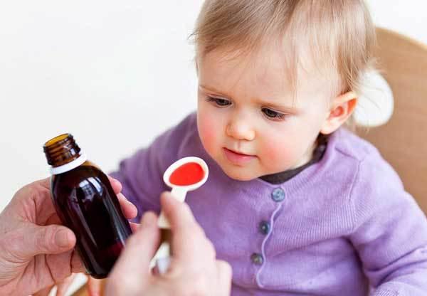 Лечим у ребенка сухой кашель
