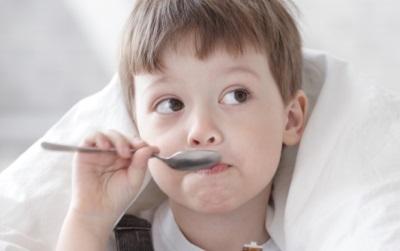 Сироп для малышей от кашля