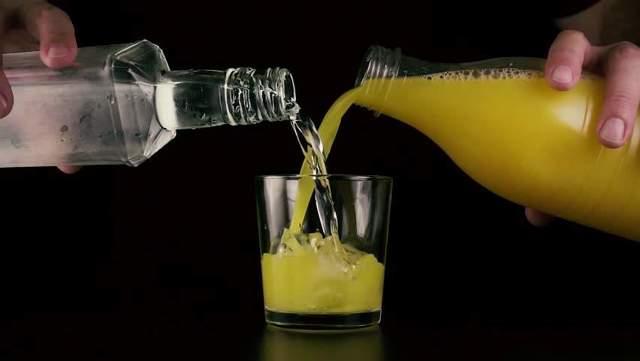 Томатный сок и водка польза и вред