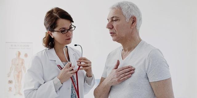 После кашля болит в груди