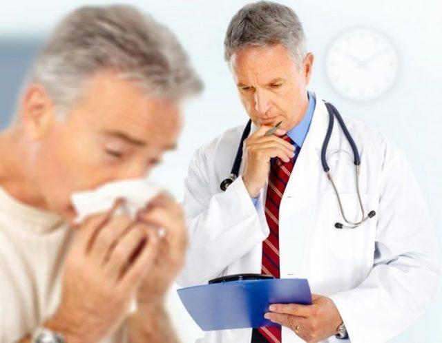 Аллергический кашель народные средства лечения