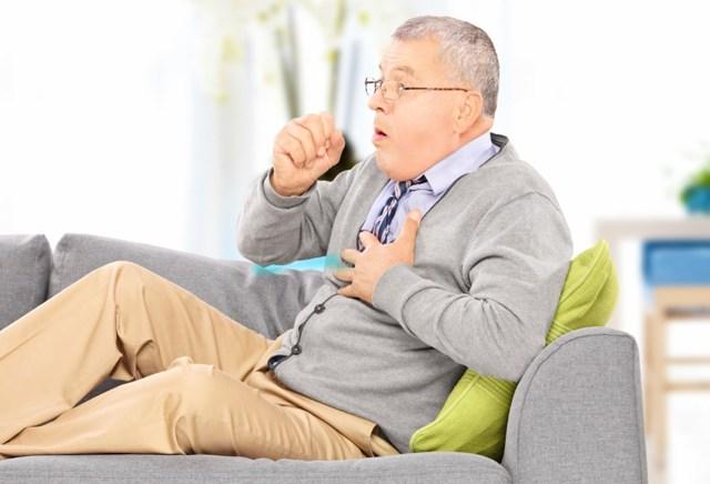 Как избавиться от долгого кашля?
