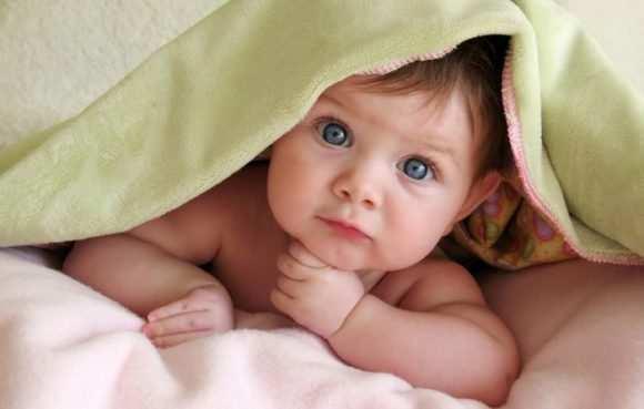 Причины младенческой потливости
