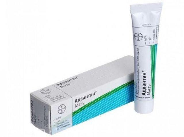 Мазь адвантан при атопическом дерматите у детей