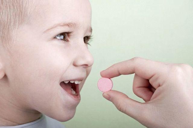 Витамины для детей с 6 лет какие лучше для иммунитета