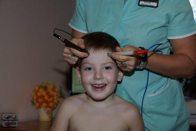 Повышенное внутричерепное давление у ребенка 3 лет причины лечение