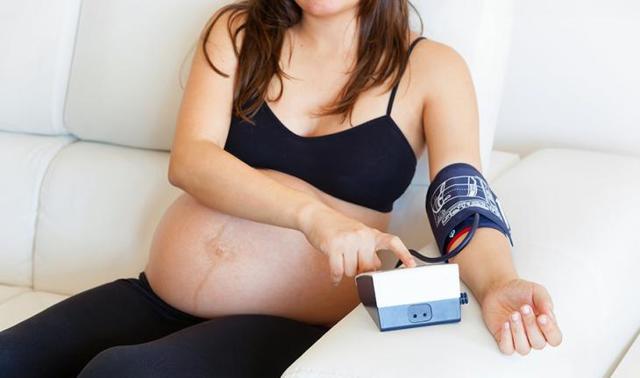 Повышенное давление при беременности во втором триместре что делать