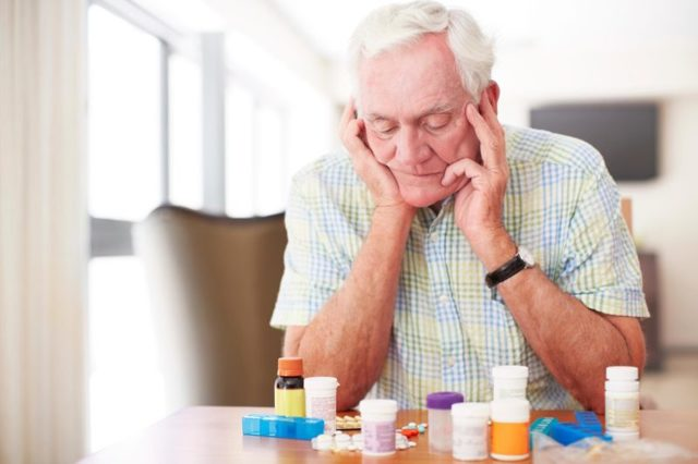 Таблетки от повышенного давления без побочных эффектов для пожилых