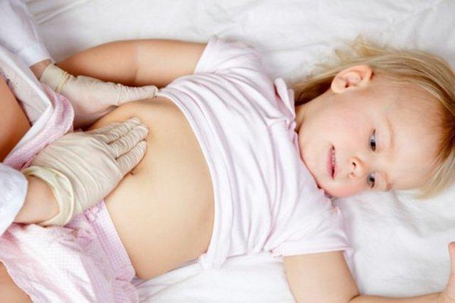 Лямблии и атопический дерматит у детей
