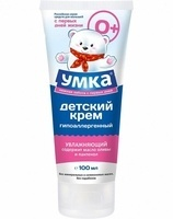 Детский крем с лисичкой от дерматита
