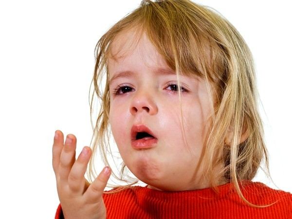 Сильный кашель с зеленой мокротой