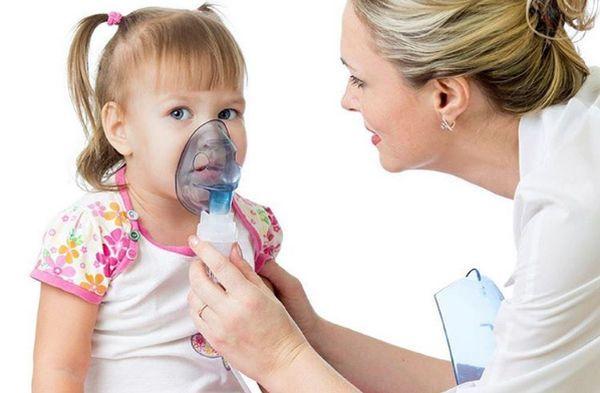 Боржоми при кашле детям ингаляции