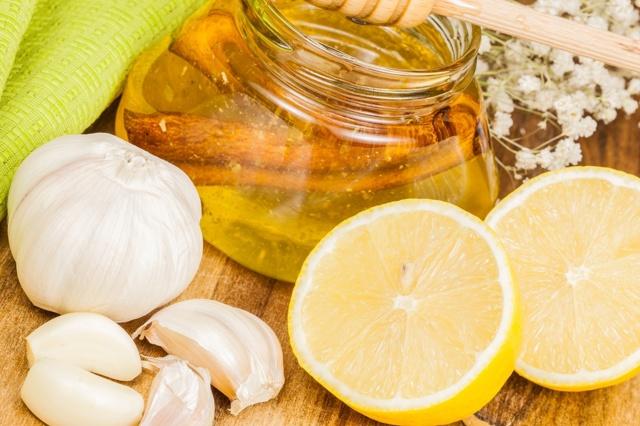 Мед с лимоном для иммунитета в каком количестве для детей