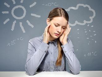 Как на человека влияет пониженное и повышенное атмосферное давление?