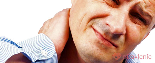 В каком месте болит голова при повышенном давлении