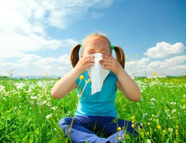 Мазь при аллергическом дерматите у детей до года
