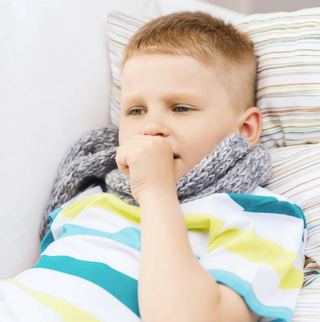 Детская микстура от мокрого кашля