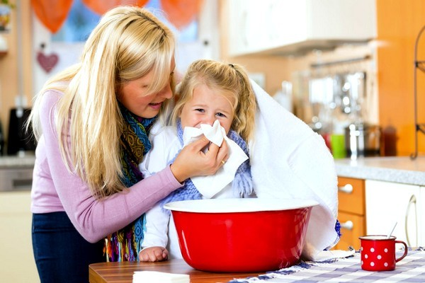 Чем убрать кашель у ребенка