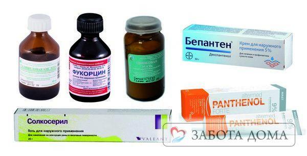 Чем лечить дерматит от памперсов у взрослых