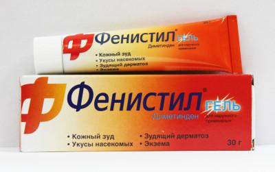 Как лечить мокнутия при атопическом дерматите?