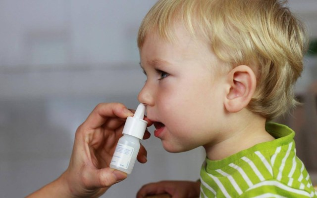 Ребенку 1 год и 7 месяцев были сопли на 4 день появился кашель