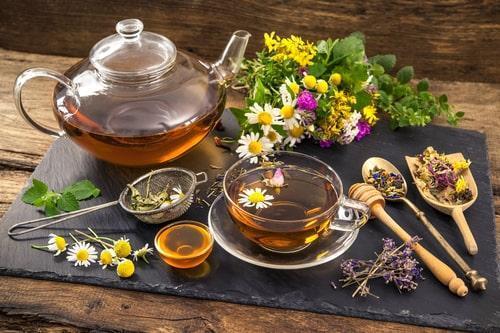 Какие травы можно пить вместо чая каждый день для иммунитета?