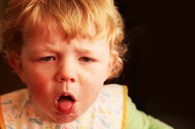 Кашель сухой у ребенка неделю