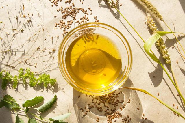 Льняное масло как принимать для иммунитета взрослым утром и вечером
