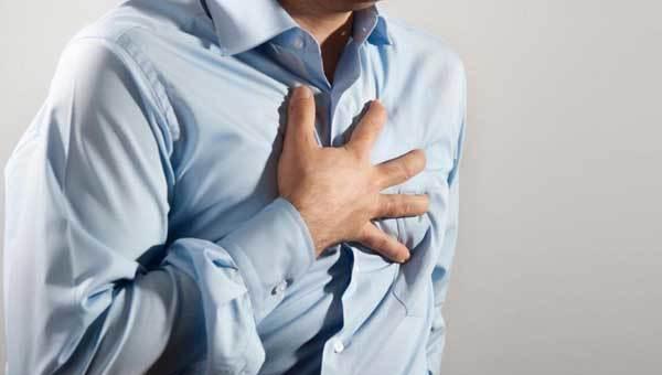 Кашель и жжение в груди