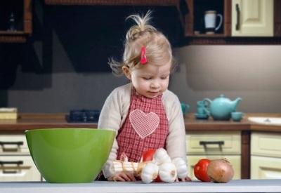 Чеснок детям для иммунитета как правильно есть в свежем виде