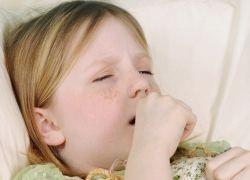 Растирать ребенка от кашля чем