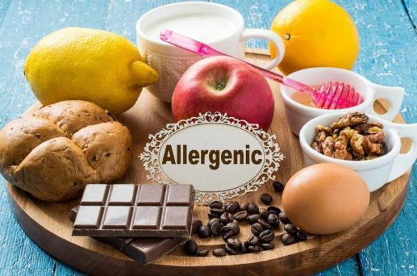 Список запрещенных продуктов при атопическом дерматите