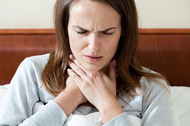 Есть ли кашель при тонзиллите