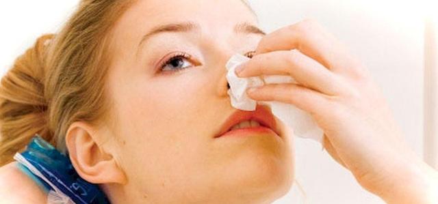 Если идет кровь с носа это давление повышенное или пониженное