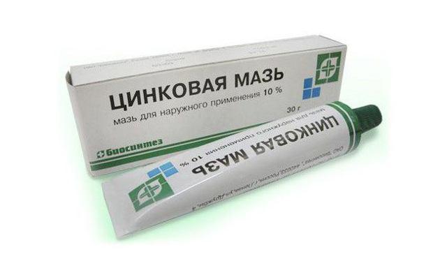 Салицилово цинковая паста при атопическом дерматите
