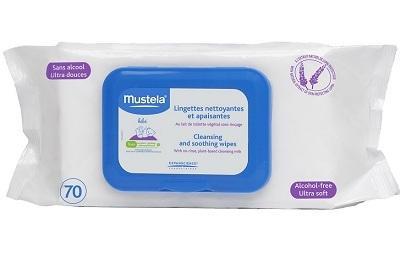Косметика мустела при атопическом дерматите у детей