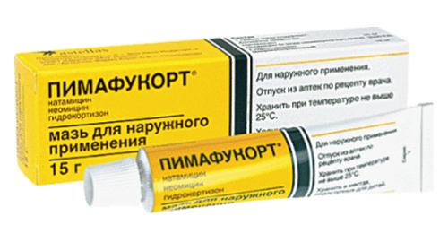 Пимафукорт при атопическом дерматите у грудничка крем или мазь