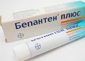 Бепантен при атопическом дерматите крем или мазь что лучше