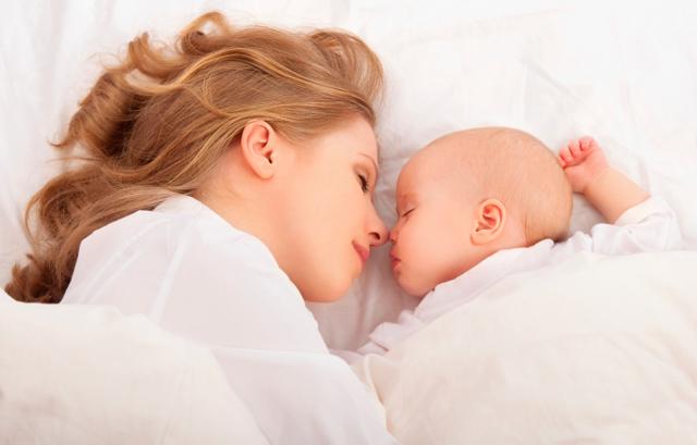 Состояние ребенка и ощущения мамы